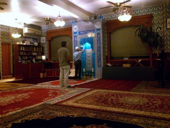 Canadian Sufi Cultural Centre - Adhan al Isha - 270 Birmingham Street, Etobicoke - June 18 2015