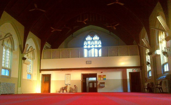 Jami Mosque - Natural Light - Asr Prayer - June 24 2015