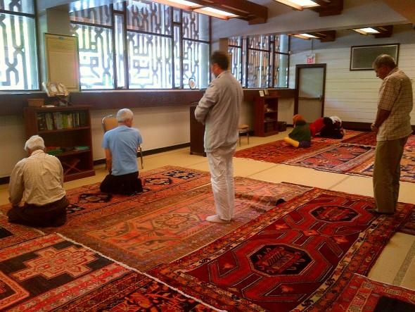 Noor Cultural Centre - Prayer Hall - 123 Wynford Drive, Don Mills - Friday Jumah June 19 2015