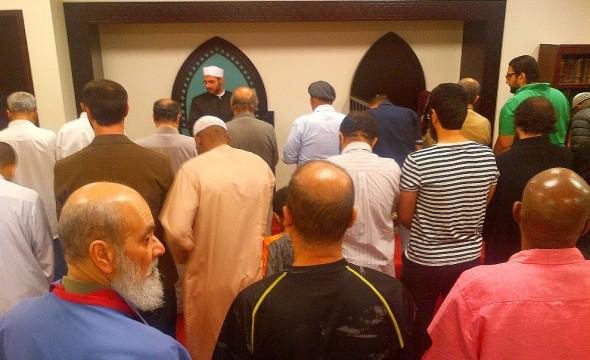 000 - Isha - Taraweeh - Masjid Toronto - July 3 2015