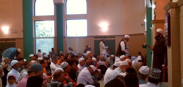 000 - Islamic Foundation of Toronto - Jumah - Friday July 3 2015
