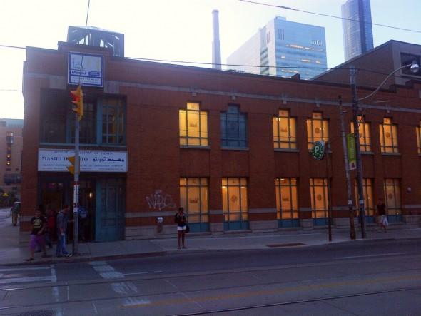 000 - Last Iftar - Masjid Toronto - July 16 2015