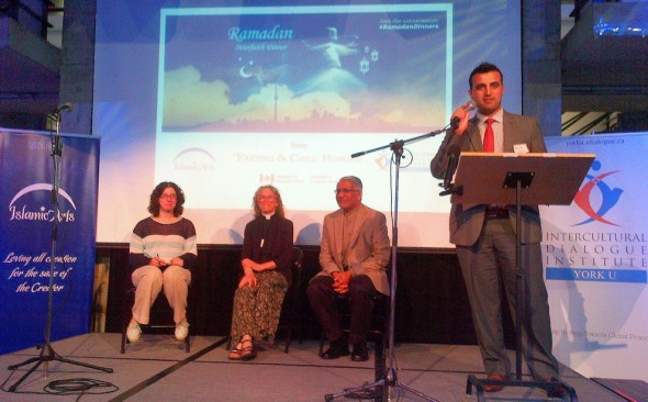 000 - Ramadan Interfaith Dinner - York University - July 9 2015