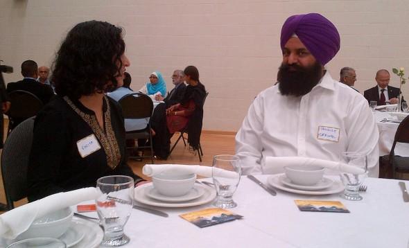 000 - Vinita Kinra - Ramadan Interfaith Dinner - Faith of Life Network - June 25 2015