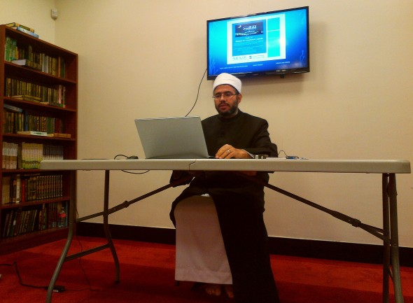 001 - Fiqh of Itikaf and Laylatul Qadr - Imam Dr Wael Shehab - Masjid Toronto - July 5 2015