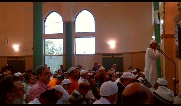 001 - Islamic Foundation of Toronto - Jumah - Friday July 3 2015