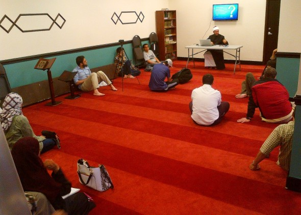 002 - Fiqh of Itikaf and Laylatul Qadr - Imam Dr Wael Shehab - Masjid Toronto - July 5 2015