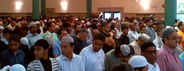 002 - Islamic Foundation of Toronto - Jumah - Friday July 3 2015