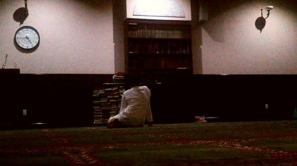 003 - Fajr - Masjid Darus Salaam - Islamic Society of Toronto - 4 Thorncliffe Park Drive