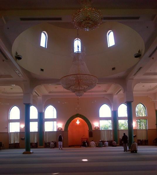 004 - Islamic Foundation of Toronto - Jumah - Friday July 3 2015