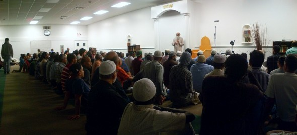 005 – Taraweeh – Islamic Information & Dawah Centre International - 1168 Bloor Street West - July 7 2015