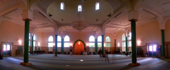 005 - Islamic Foundation of Toronto - Jumah - Friday July 3 2015