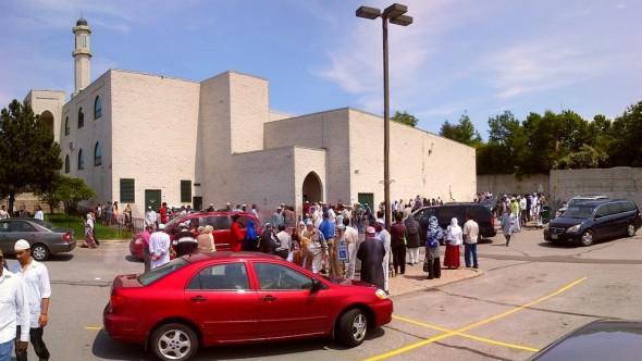 010 - Islamic Foundation of Toronto - Jumah - Friday July 3 2015