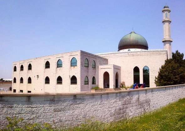 011 - Islamic Foundation of Toronto - Jumah - Friday July 3 2015