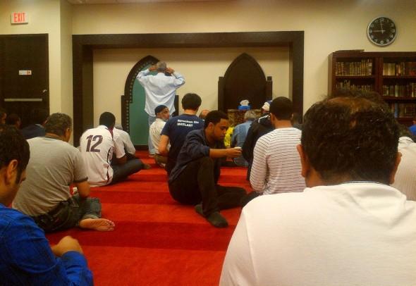 015 - Last Iftar - Masjid Toronto - July 16 2015