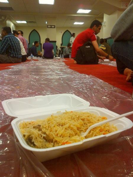 030 - Last Iftar - Masjid Toronto - July 16 2015