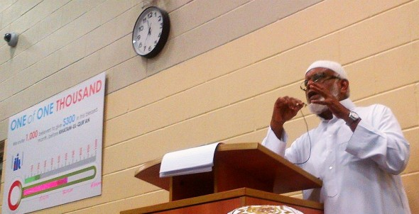 030 - Shaikh Ahmad Kutty - Laylatul Qadr - Khatm Al Qur'an - Islamic Institute of Toronto - July 13 2015