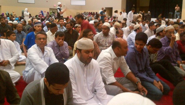 031 - Shaikh Ahmad Kutty - Laylatul Qadr - Khatm Al Qur'an - Islamic Institute of Toronto - July 13 2015