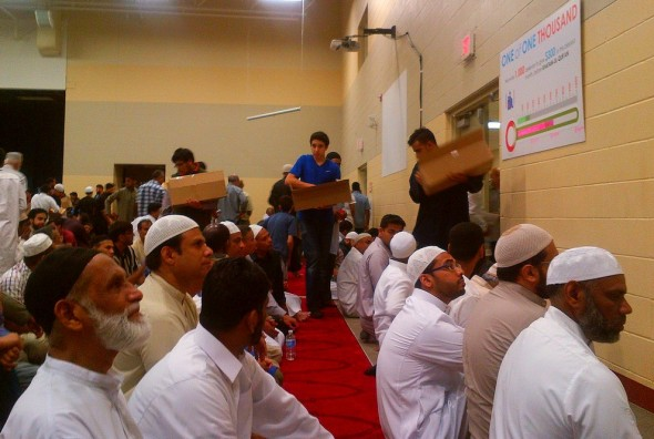 046 - Laylatul Qadr - Khatm Al Qur'an - Islamic Institute of Toronto - July 13 2015