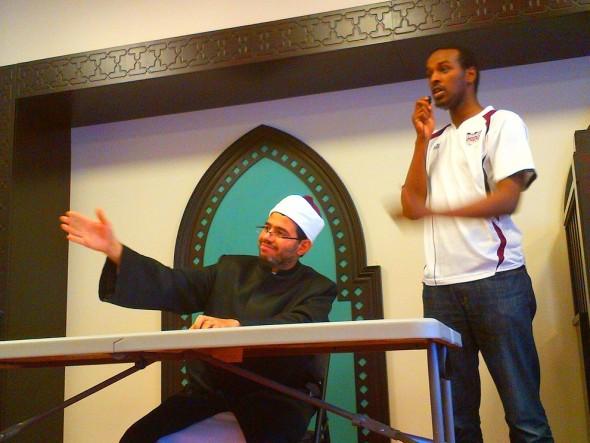 Imam Dr Wael Shehab - Masjid Toronto - July 16 2015