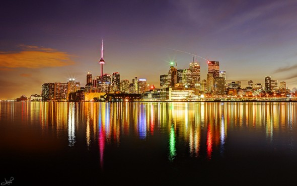 Toronto Skyline by TsaiProject/Flickr Creative Commons