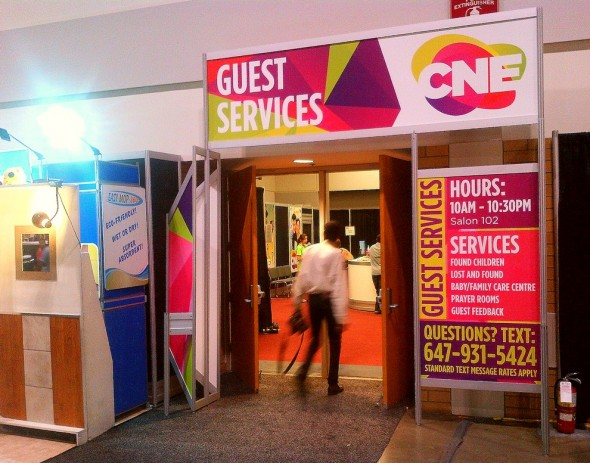 006 - CNE2015 Prayer Rooms Direct Energy Centre Exhibition Place Toronto