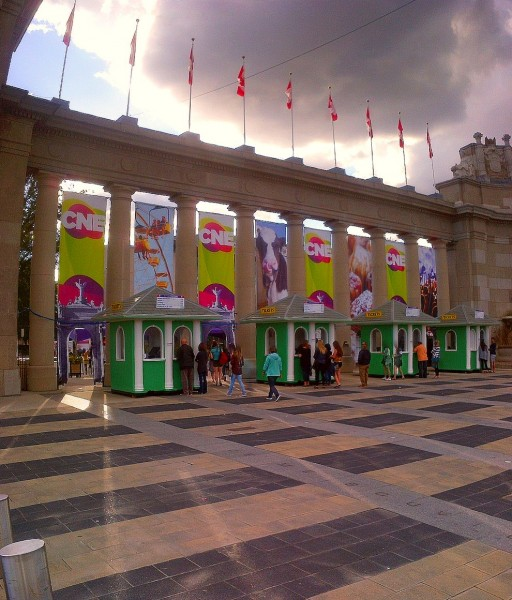 010 - CNE2015 Princes Gate Exhibition Place Toronto
