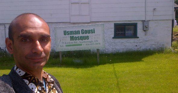 01 - JUMAH  Friday Prayer before Ramadan Starts - Usman Gousi Mosque - 75 Kirkdene Road, Port Union Village - Scarborough, Ontario