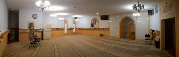 01 - Lloydminster Islamic Centre - Saskatchewan - Saturday June 25 2016