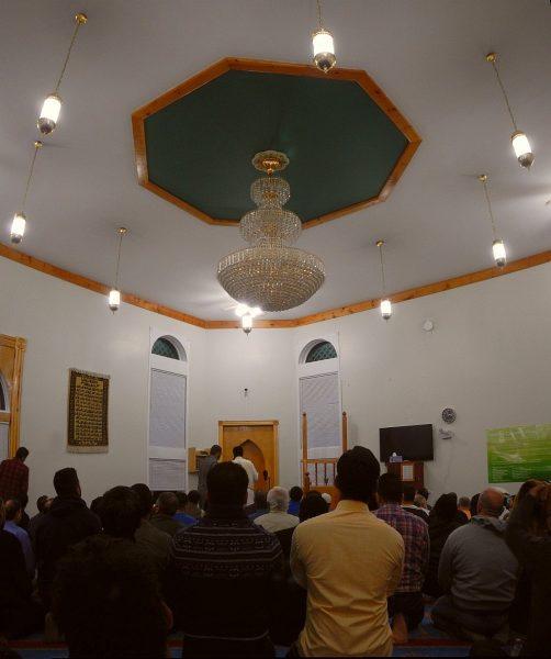 01 - Taraweeh - Masjid al-Noor - 430 Logy Bay road - St John's, Newfoundland and Labrador - Monday June 6 2016