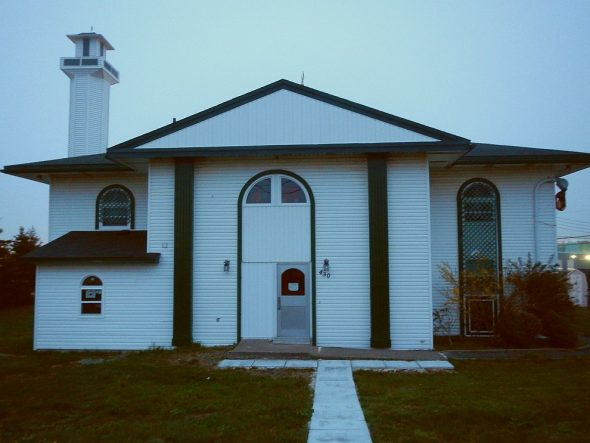03 - Fajr - Masjid al-Noor - 430 Logy Bay Road, St John's Newfoundland and Labrador