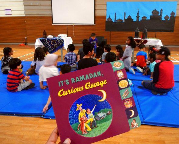 04A - It's Ramadan Curious George - Hena Khan - Manitoba Islamic Association - 2445 Waverley Rd - Winnipeg