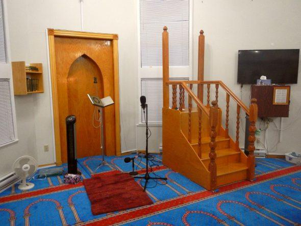 05 - Taraweeh - Masjid al-Noor - 430 Logy Bay road - St John's, Newfoundland and Labrador - Monday June 6 2016