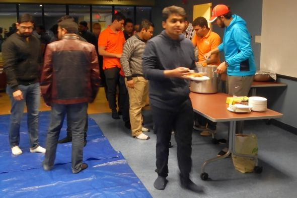 12 - IFTAR - Muslim Students Association - Memorial University - St John's Newfoundland - June 7 2016
