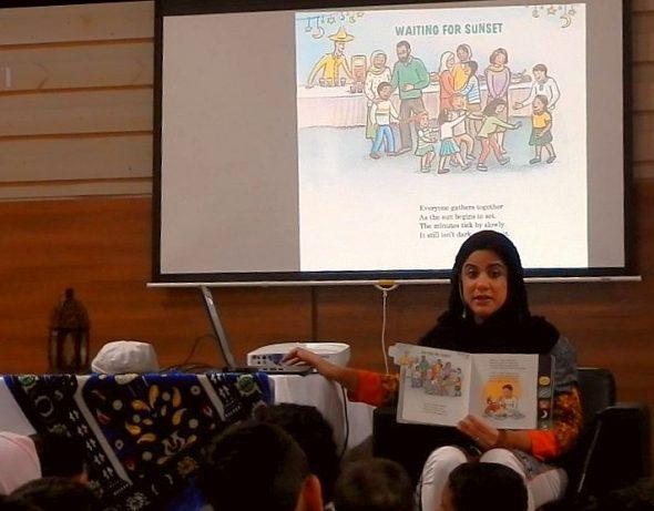 14 - It's Ramadan Curious George - Hena Khan - Manitoba Islamic Association - 2445 Waverley Rd - Winnipeg