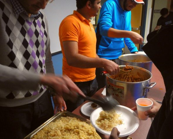 20 - IFTAR - Muslim Students Association - Memorial University - St John's Newfoundland - June 7 2016