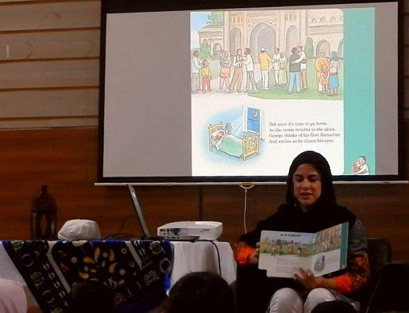 20 - It's Ramadan Curious George - Hena Khan - Manitoba Islamic Association - 2445 Waverley Rd - Winnipeg