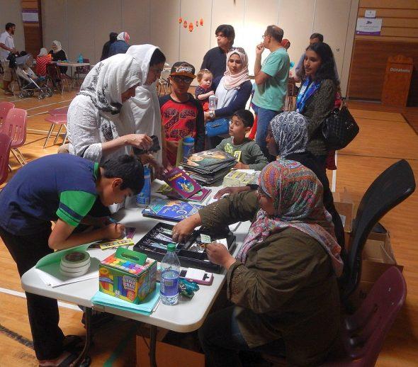 29 - It's Ramadan Curious George - Hena Khan - Manitoba Islamic Association - 2445 Waverley Rd - Winnipeg