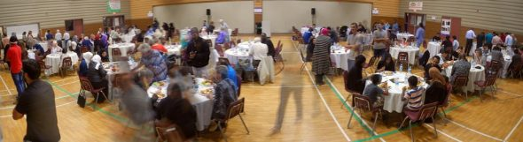 31 - Manitoba Islamic Association - Benefit Iftar supporting Coalition for Missing and Murdered Indigenous Women - Winnipeg Grand Mosque