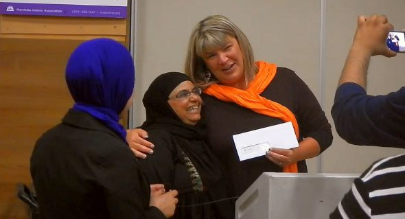 37 - Manitoba Islamic Association - Benefit Iftar supporting Coalition for Missing and Murdered Indigenous Women - Winnipeg Grand Mosque