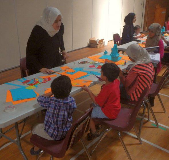 40 - It's Ramadan Curious George - Hena Khan - Manitoba Islamic Association - 2445 Waverley Rd - Winnipeg