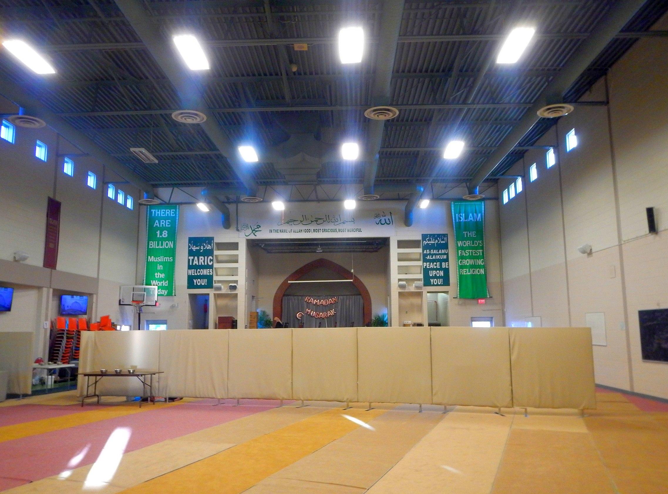 Day 21 – TARIC Islamic Centre – Toronto and Region Islamic